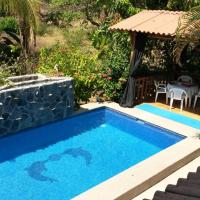 Hotel Pictures: Beach holiday house in Guacalillo Puntarenas of Costa Rica, Bajamar