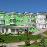 ホテル写真: Гостиница (Hotel) Национального банка Таджикистан, Kairakum
