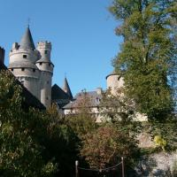 Hotel Pictures: Hotel des Voyageurs, Restaurant le Kaolin, Coussac-Bonneval