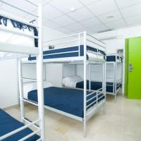 Bed in 8-Bed with Private Bathroom
