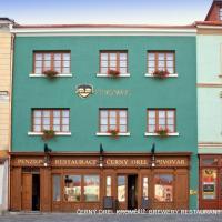 Hotel Pictures: Černý Orel – Pivovar, Hotel, Penzion, Kroměříž
