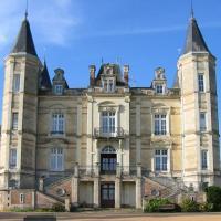 Hotel Pictures: Chateau De La Moriniere, Beaupréau