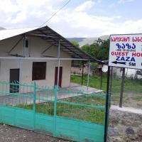 Hotellikuvia: Guest House Zaza, T'mogvi