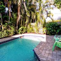 ホテル写真: Suzs Seabreeze Home, Holmes Beach