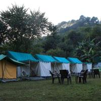 Hotel Pictures: 1 BR Tent in Belwakhan, Nainital (43EB), by GuestHouser, Nainital
