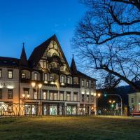 Hotelbilleder: solewerk Hotel Sächsischer Hof, Meiningen