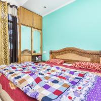 Hotel Pictures: 1 BR Guest house in bhagsu nag, Dharamshala (8576), by GuestHouser, Dharamshala