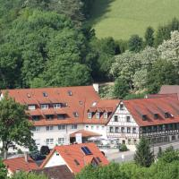 Hotelbilleder: Akzent Hotel Goldener Ochsen, Cröffelbach