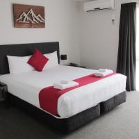 Hotellikuvia: 136 On Bealey Motel, Christchurch