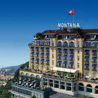Hotel Pictures: Art Deco Hotel Montana, Luzern