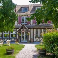 Hotel Pictures: Logis Auberge des Aulnettes, Houlgate