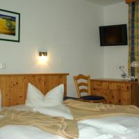 South-facing Double Room