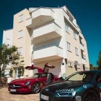ホテル写真: Apartments Lucija, Novalja