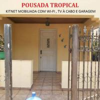 Hotel Pictures: Kitnet Pousada Tropical, Jaú