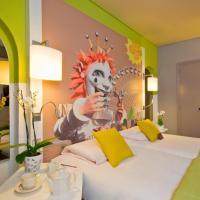 Standard Room 2 Singles bed