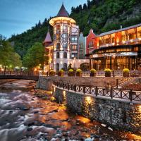 Фотографии отеля: Crowne Plaza Borjomi Spa & Wellness Centre, Боржоми