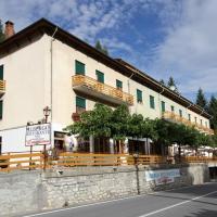 Zdjęcia hotelu: Albergo Colle di Nava Lorenzina, Pornassio