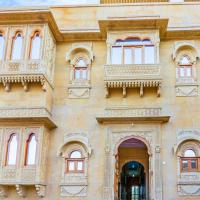 酒店图片: Room in a heritage stay near Jaisalmer Fort, Jaisalmer, by GuestHouser 10432, 斋沙默尔