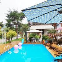 酒店图片: 冬季之旅度假屋, 横城