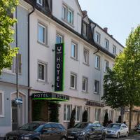 Hotelbilleder: Bodenseehotel Jägerhaus, Singen