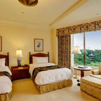 Superior Twin Room with Garden View and Spa Access