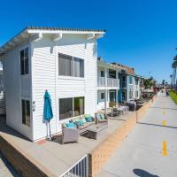 Hotellbilder: 906 East Oceanfront Back Unit C, Newport Beach