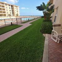 Hotelbilleder: Sea Coast Gardens III 111, New Smyrna Beach