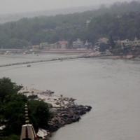 Hotel Pictures: Ganga facing rooms on Laxman Jhula, Rishīkesh