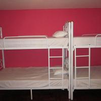 Bed in 8-Bed Female Dormitory Room