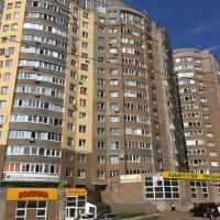 Foto Hotel: Studiya v Zelenoy Rosche na Zlobina, Ufa