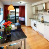 Three-Bedroom Apartment with Bay View