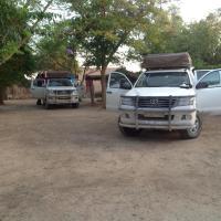 Hotellikuvia: Aameny Rest Camp, Opuwo