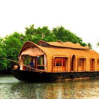 Fotografie hotelů: Alleppey Houseboat Kerala, Alleppey