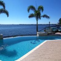 ホテル写真: THE RIVER VIEW 1008, Cape Coral