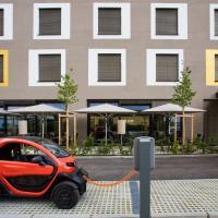 Hotelbilleder: Hotel am Campus, Ingolstadt