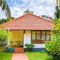 Hotelbilder: Cottage with breakfast in Thiruvananthapuram, by GuestHouser 42327, Pūvār