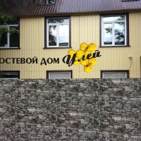 Hotelbilleder: Hive hotel ULEI Tyumen, Tyumen