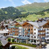 Foto Hotel: Hotel Tirol Fiss, Fiss