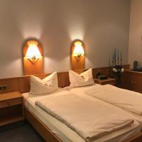 Fotografie hotelů: Gasthof & Hotel Goldener Hirsch, Bad Berneck im Fichtelgebirge