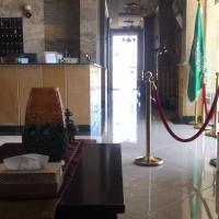 Fotos de l'hotel: Samaa Al Waha Furnished Units, Tabuk