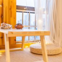 Zdjęcia hotelu: Miss Home Lingjiao Lake Wanda Japanese Style Fresh Apartment, Wuhan