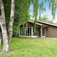 Fotografie hotelů: Two-Bedroom Holiday home in Silkeborg 1, Dalsgårde