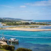 Hotelbilleder: Sapphire Waters Unit 2, Narooma
