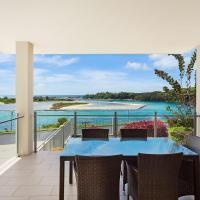 Hotelbilleder: Wharf Apartment Unit 2, Narooma