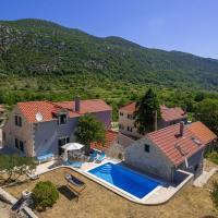 Zdjęcia hotelu: Villa Roglic with pool in Dalmatian Hinterland, Zagvozd