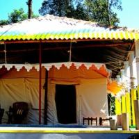 Zdjęcia hotelu: 1 BR Tent in Kaggodulu Pysari, Madikeri (3B1D), by GuestHouser, Madikeri