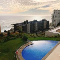 Hotellikuvia: Apartamento 43 Vista Mar Panorama, Concón