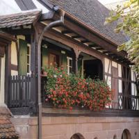 """Hotel Pictures: Maison d'hôtes """"Au Fil du Temps"""", Imbsheim"""