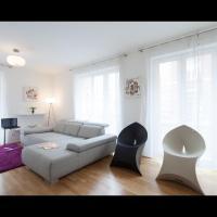 Exclusive One-Bedroom Apartment