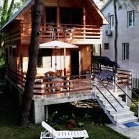 Hotellikuvia: Guest House Benjamin, Grigoleti